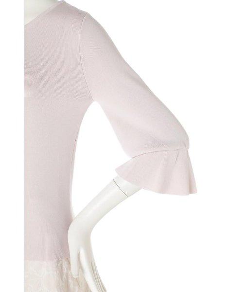 PROPORTION BODY DRESSING(プロポーション ボディドレッシング)/プリーツパフニット/1217170200_img09