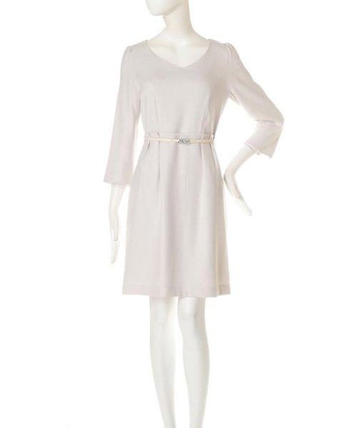 PROPORTION BODY DRESSING(プロポーション ボディドレッシング)/ブッチャータックフリルワンピース/1217140209_img02