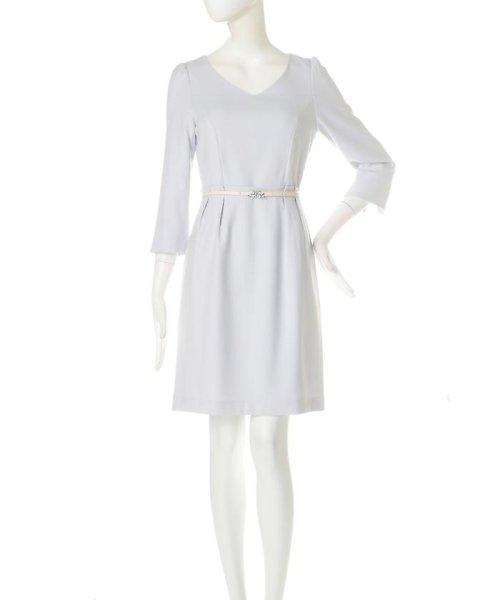 PROPORTION BODY DRESSING(プロポーション ボディドレッシング)/ブッチャータックフリルワンピース/1217140209_img08