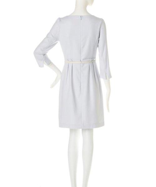 PROPORTION BODY DRESSING(プロポーション ボディドレッシング)/ブッチャータックフリルワンピース/1217140209_img10