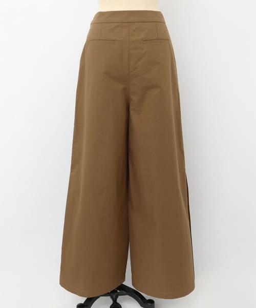 URBAN RESEARCH ROSSO(URBAN RESEARCH ROSSO)/Lirica High slit wide pants/RB74-24B001_img03