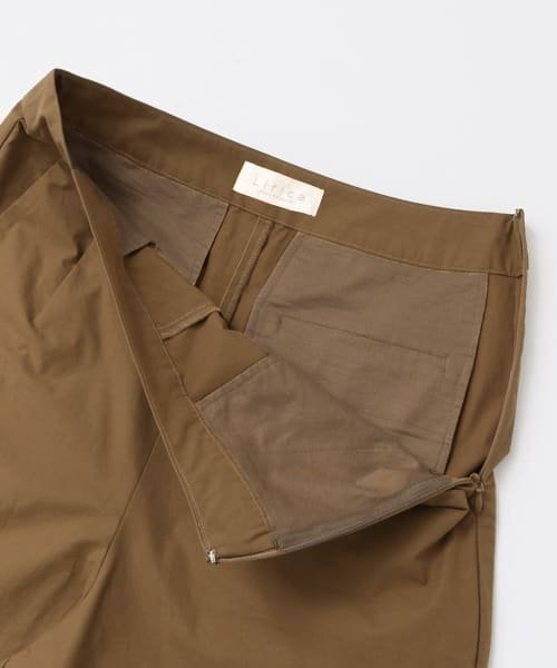 URBAN RESEARCH ROSSO(URBAN RESEARCH ROSSO)/Lirica High slit wide pants/RB74-24B001_img05
