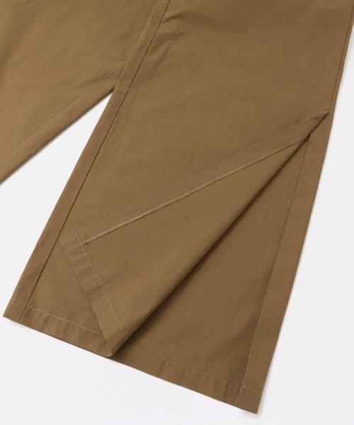 URBAN RESEARCH ROSSO(URBAN RESEARCH ROSSO)/Lirica High slit wide pants/RB74-24B001_img07