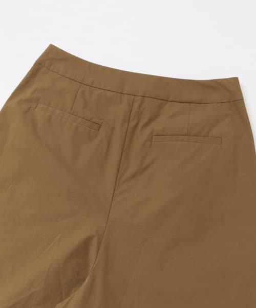 URBAN RESEARCH ROSSO(URBAN RESEARCH ROSSO)/Lirica High slit wide pants/RB74-24B001_img09