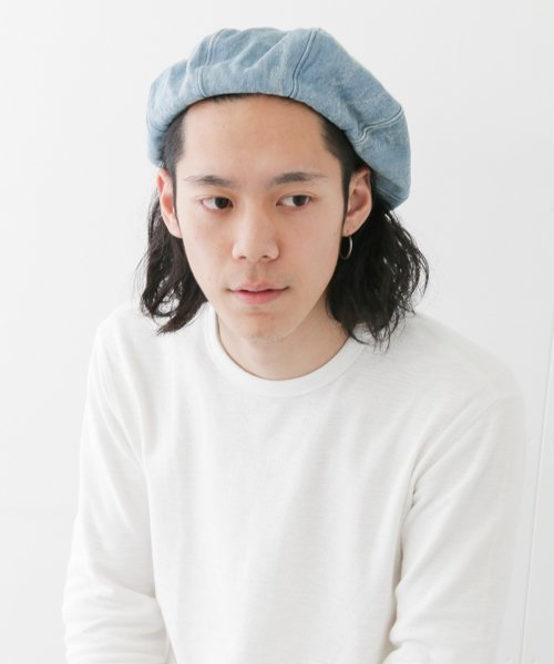 URBAN RESEARCH(アーバンリサーチ)/【WAREHOUSE】DENIMWASHBERET/WH731CY001_img03