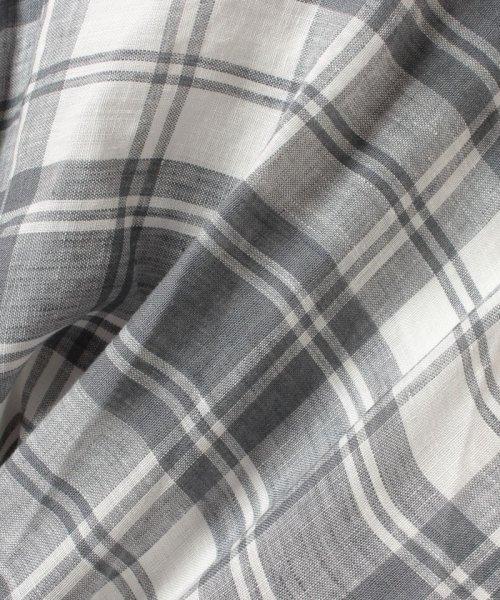 OLD ENGLAND(オールド イングランド)/【WEB別注カラー:ブラック】ONEILサーキュラースカート/57310361_img12