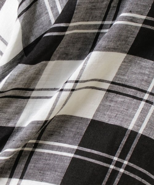 OLD ENGLAND(オールド イングランド)/【WEB別注カラー:ブラック】ONEILサーキュラースカート/57310361_img07