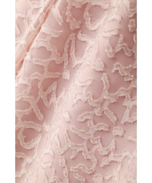 PROPORTION BODY DRESSING(プロポーション ボディドレッシング)/【美人百花 5月号掲載】カットジャガードガウチョ/1217130400_img13