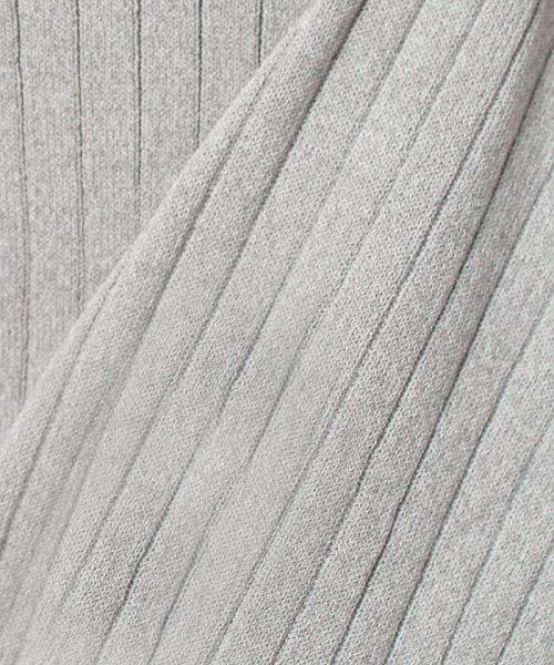 Apuweiser-riche(アプワイザー リッシェ)/裾フリルカラーニットスカート/27130530_img07