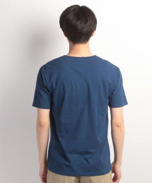 JNSJNM(ジーンズメイト メンズ)/【FREE GATE】汗染み防止VネックTシャツ/210010156_img02