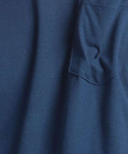JNSJNM(ジーンズメイト メンズ)/【FREE GATE】汗染み防止VネックTシャツ/210010156_img05