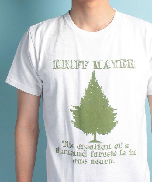 KRIFF MAYER(クリフ メイヤー)/アウトドアTEE/1719910_img03