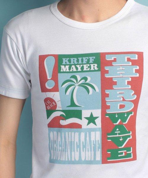 KRIFF MAYER(クリフ メイヤー)/タイトフィットT(THIRD)/1719901_img03