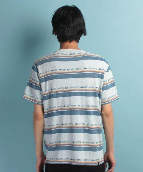 KRIFF MAYER(クリフ メイヤー)/インディゴJQ‐Tシャツ/1715110_img02