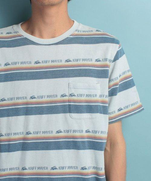KRIFF MAYER(クリフ メイヤー)/インディゴJQ‐Tシャツ/1715110_img03