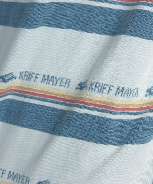 KRIFF MAYER(クリフ メイヤー)/インディゴJQ‐Tシャツ/1715110_img05