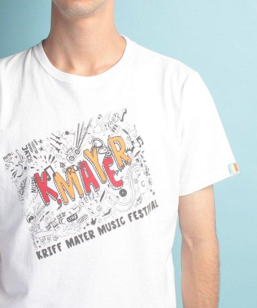 KRIFF MAYER(クリフ メイヤー)/ミュージックフェスTEE/1719913_img03