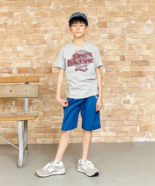 KRIFF MAYER(Kids)(クリフメイヤー(キッズ))/クライムショーツ(無地)(120〜160cm)/KC1716676K_img02