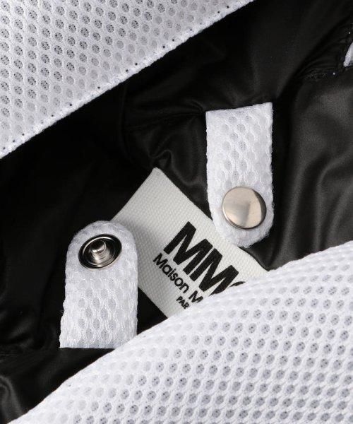 NOLLEY'S sophi(ノーリーズソフィー)/【MM6 Maison Margiela/エムエム 6 メゾン マルジェラ】 Net Fabric Bag (S54WD0009)/70211112102_img06