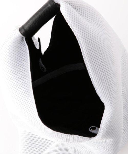 NOLLEY'S sophi(ノーリーズソフィー)/【MM6 Maison Margiela/エムエム 6 メゾン マルジェラ】 Net Fabric Bag (S54WD0009)/70211112102_img07
