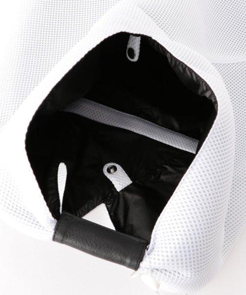 NOLLEY'S sophi(ノーリーズソフィー)/【MM6 Maison Margiela/エムエム 6 メゾン マルジェラ】 Net Fabric Bag (S54WD0009)/70211112102_img08