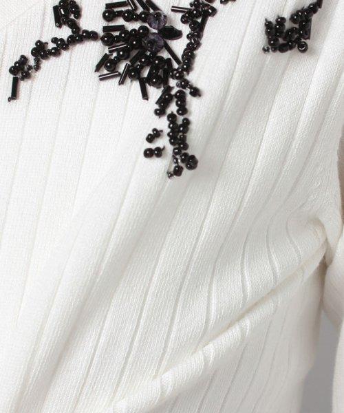 JUSGLITTY(ジャスグリッティー)/ビーズ刺繍カーディガン/47353410_img14