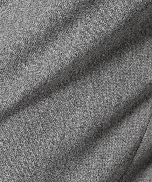 JIYU-KU(LARGE SIZE)(自由区(大きいサイズ))/【肌に優しい・洗える】T/R2wayアルガンオイル パンツ(テーパード)/PRWRHA0207_img07