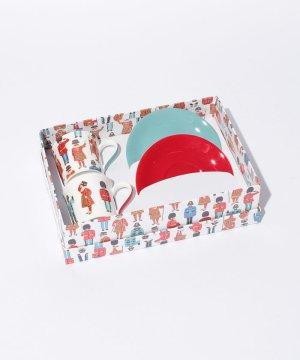 【Outlet】エスプレッソカップ ガード&フレンズ 2セット
