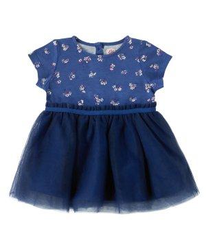 【12-18ヶ月】ベビー ジャージネットドレス ウッドストックディッツィ