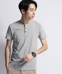 BASECONTROL/inner light henrly neck tee/001025464