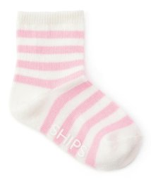 SHIPS KIDS/SHIPS KIDS:bdr socks/001158425
