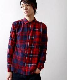 WEGO/クレイジーチェックネルシャツ/001351596