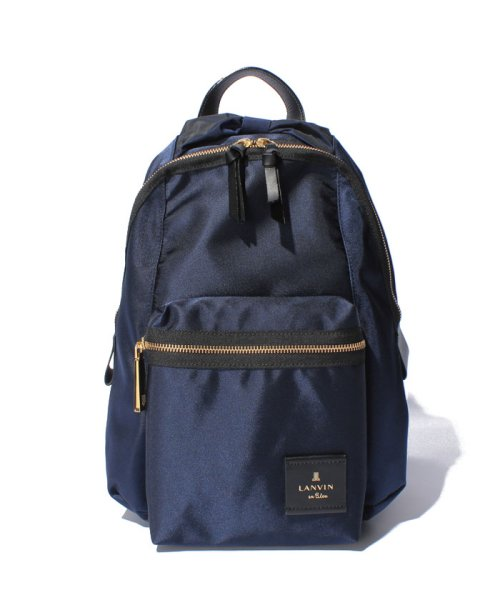 LANVIN en Bleu(BAG)(ランバンオンブルー(バッグ))/LANVIN en Bleu トロカデロ リュックサック/480211