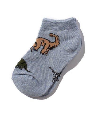 Jefferies Socks:ダイナソー ローカット ソックス 3