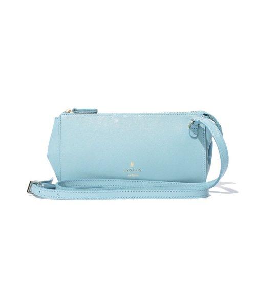 LANVIN en Bleu(BAG)(ランバンオンブルー(バッグ))/リュクサンブール ショルダーバッグ/480004