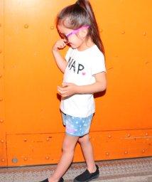 ANAP KIDS/手書き風ロゴプリントTEE(別売りSET)/001485092