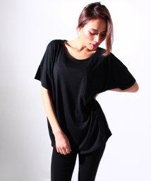 ANAP/ポケット付BIGTシャツ/001586060