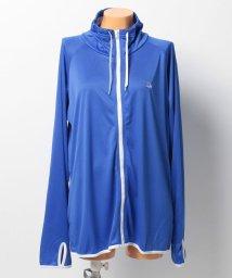 VacaSta Swimwear/【BENETTON】シンプルロゴスタンドネックUVジャケットUPF50+/001585830