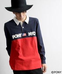 WEGO/PONYラガーシャツ/001591357