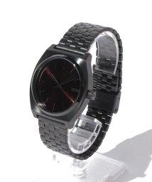 NIXON/TIME TELLER: ALL BLACK/001653198