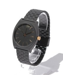NIXON/TIME TELLER: MATTE BLACK/GOLD/001653199