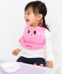 MIKI HOUSE HOT BISCUITS/お顔がドン☆ランチスタイ/001626660