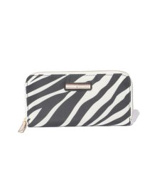 TOMMY HILFIGER WOMEN/POPPY LARGE Z/A WALLET ZEBRA/001667916