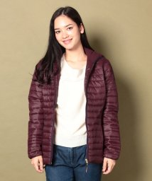 TOMMY HILFIGER WOMEN/GROSGRAIN WAIST QUILTED JACKET/001682826