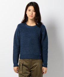 ICB(LARGE SIZE)/WashedWool ニット/001731029