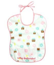 baby ampersand / F.O.KIDS MART/お食事エプロン/001734948