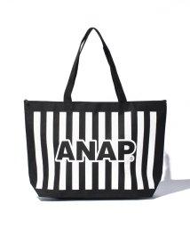 ANAP/ANAPロゴ柄トート/001746987