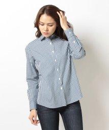 OLD ENGLAND/ギンガムチェックシャツ/001735587