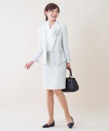 JIYU-KU /【セレモニースーツ】カラミリリヤーン スカート/001762350