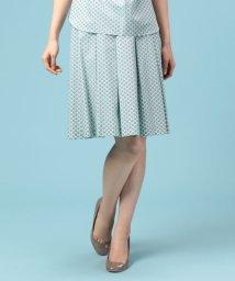 OLD ENGLAND/LES OLIVADESブロードスカート/001735720